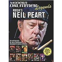 Modern Drummer Legends: Rush's Neil Peart - An Anthology of Neil's Modern Drummer Cover Stories