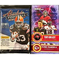 $23 » 2012 Panini ABSOLUTE Football Card Factory SEALED Pack - Look for Russell Wilson, Ryan Tannehill, Andrew Luck, Nick Foles Rookie…