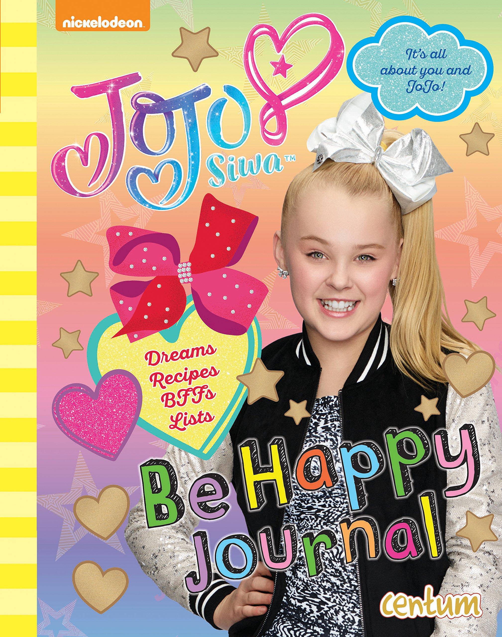 Download JoJo Be Happy Journal pdf