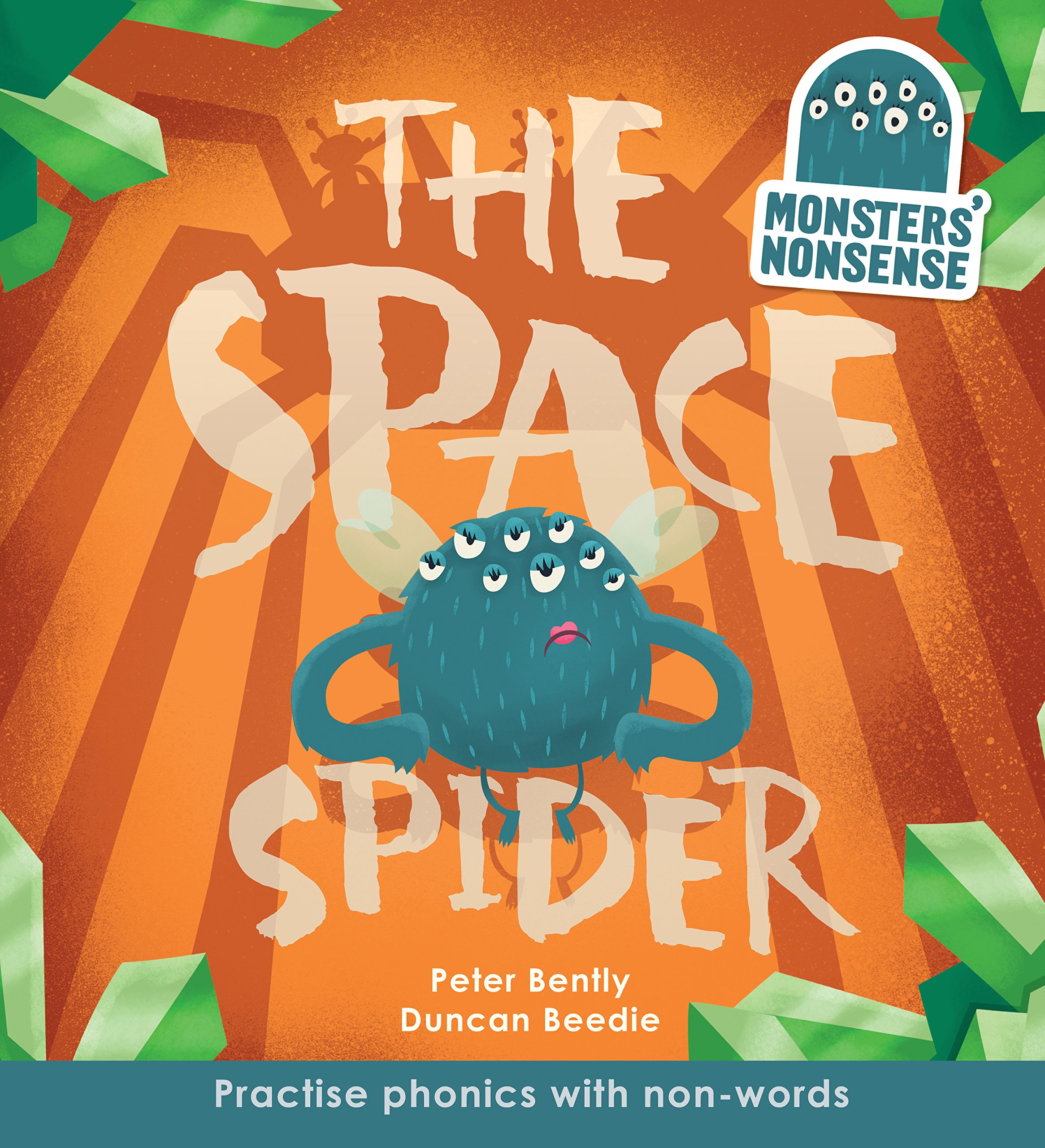 Read Online Monsters' Nonsense: the Space Spider pdf epub