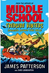 Treasure Hunters: Danger Down the Nile: (Treasure Hunters 2) Kindle Edition