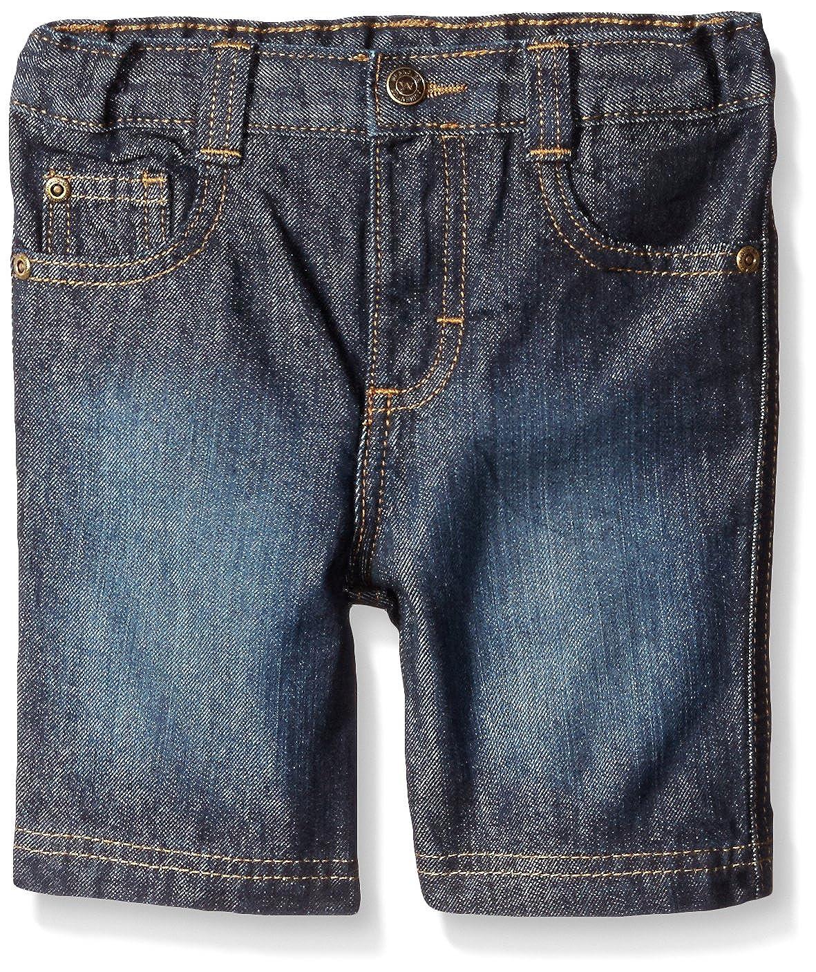 Wrangler Authentics Baby Boys' Toddler Slim Straight 5-Pocket Short ZT9CSMB