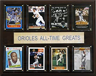 product image for MLB Baltimore Orioles All-Time Greats Plaque