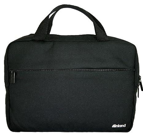 b8374a0dfdfe Inland Pro 15.6-Inch Notebook Bag, Black (02438)