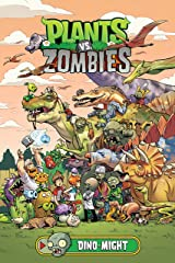 Plants vs. Zombies Volume 12: Dino-Might Kindle Edition