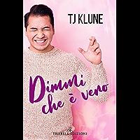 Dimmi che è vero (A prima vista Vol. 1) (Italian Edition) book cover