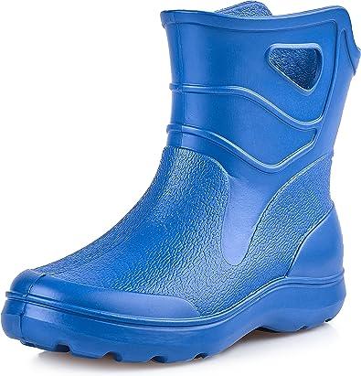 Ladeheid EVA Botas de Goma Mujer KL027D: Amazon.es: Zapatos y ...