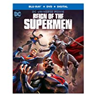 DCU: Death of Superman Part 2 (BD) [Blu-ray]