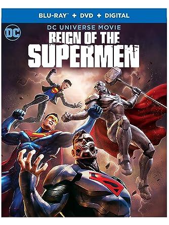 Reign Of The Supermen 2 Blu-Ray Edizione: Stati Uniti Italia ...
