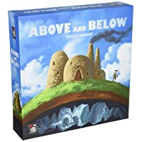 Deals on Red Raven Games Above and Below Game