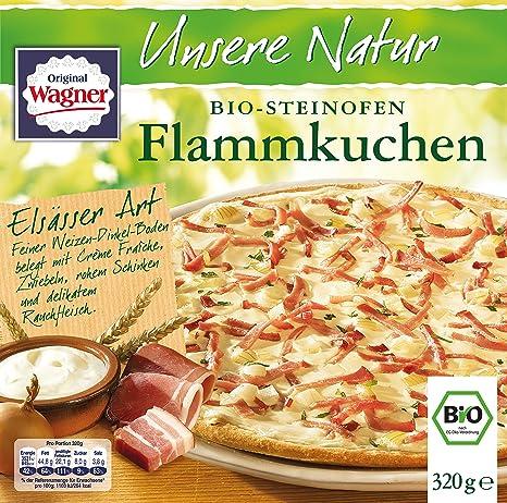 Wagner Bio Unsere Natur Flammkuchen Elsasser Art 320 G