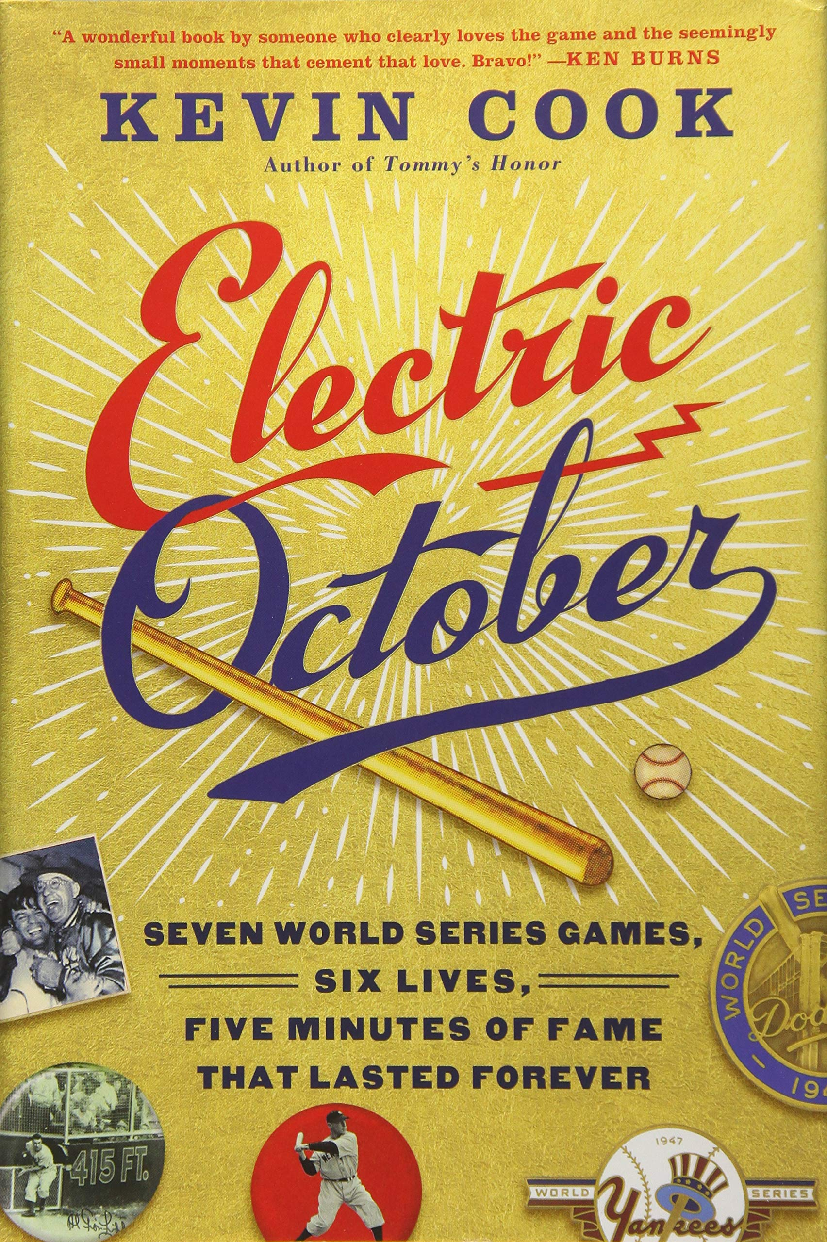 Electric October  Seven World Series Games 4529165cd477