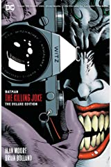 Batman: The Killing Joke Deluxe (New Edition) Kindle Edition