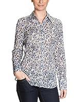 Seidensticker Damen Bluse Slim Fit, 116625