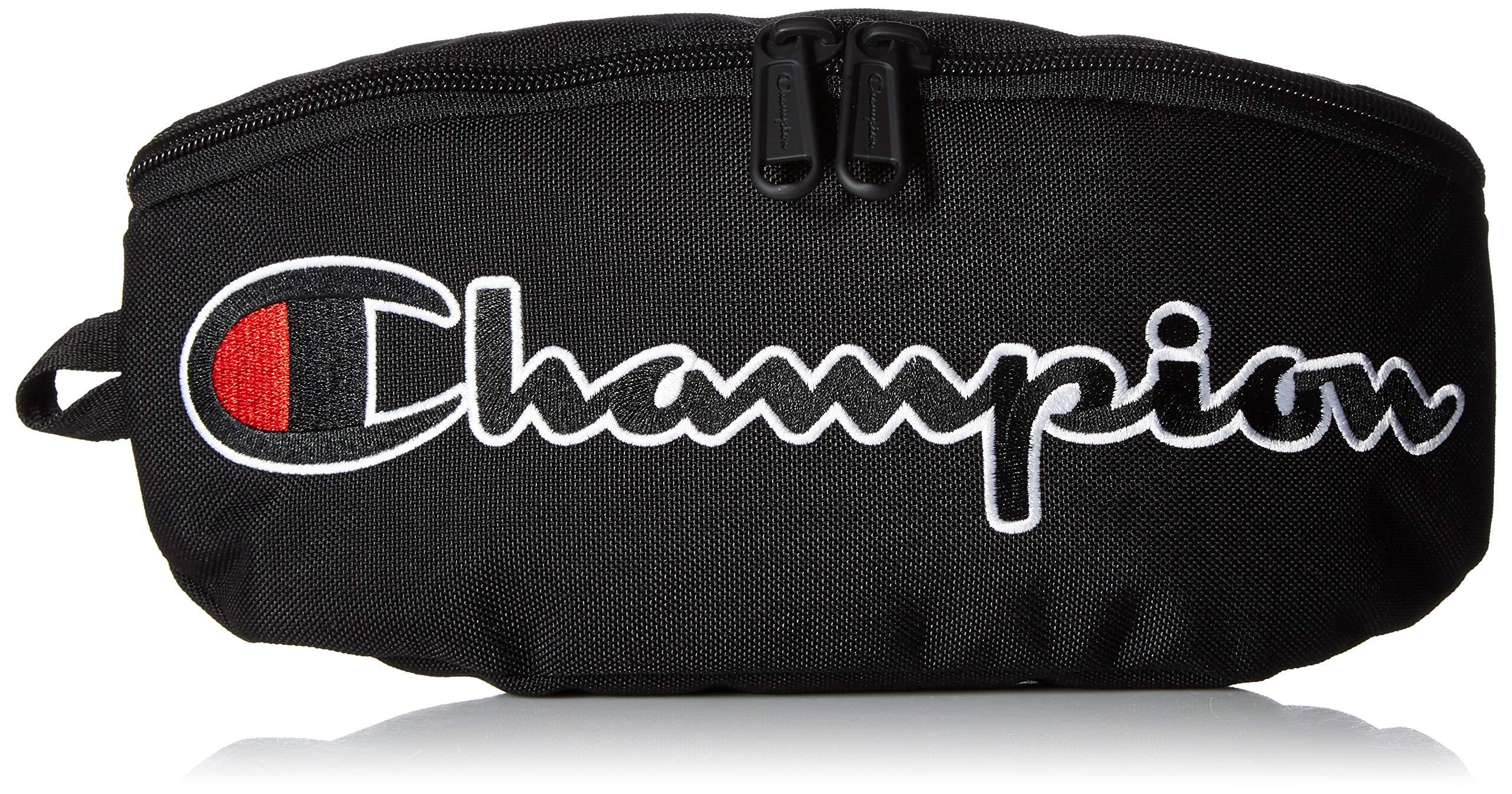 Champion Unisex-Adult's Prime Sling Waist Pack, black One Size