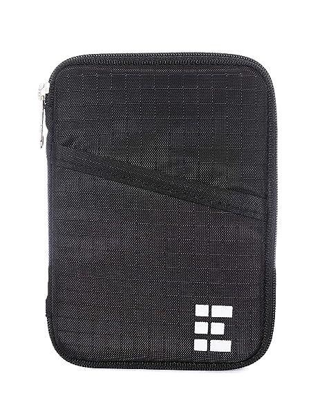 db6a7f3dfd Custodia Porta Passaporto - Portafoglio da Viaggio con Blocco RFID - Zero  Grid