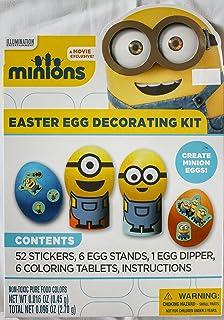Minions Easter Egg Decorating Kit