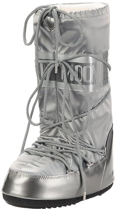 77e070aab20 Moon Boot Glance 14016800 - Botas para mujer  Amazon.es  Zapatos y  complementos
