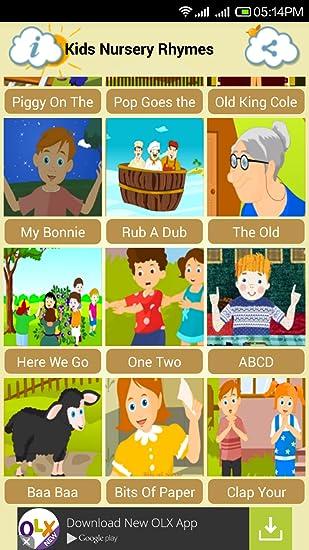 Nursery Rhymes : Offline