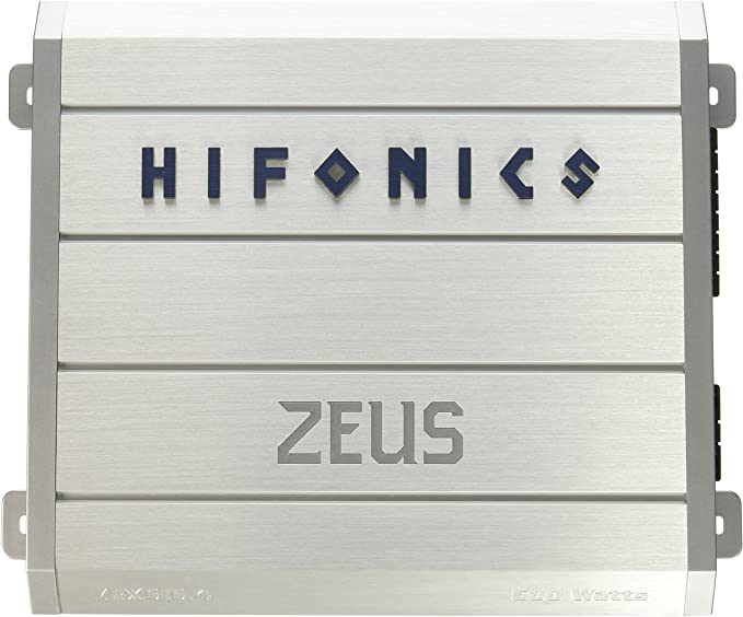 Hifonics Car Amplifier (ZRX616.4)