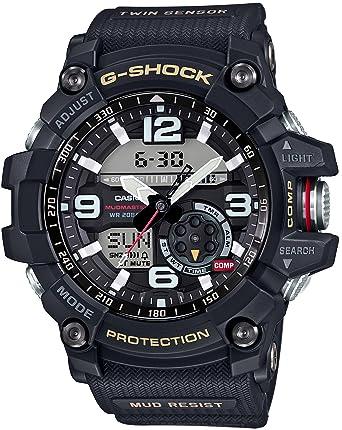 Amazon.com  CASIO G-SHOCK MASTER OF G MUDMASTER GG-1000-1AJF MENS ... ba89aab53b13