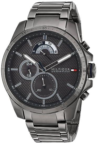 Tommy Hilfiger De los hombres Tommy Hilfiger Decker Reloj 1791347: Amazon.es: Relojes
