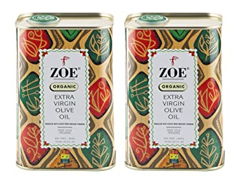 ZOE Organic First Cold Press Olive Oil