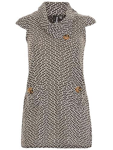 Izabel London - Camisas - para mujer multicolor MULTI GREY 42
