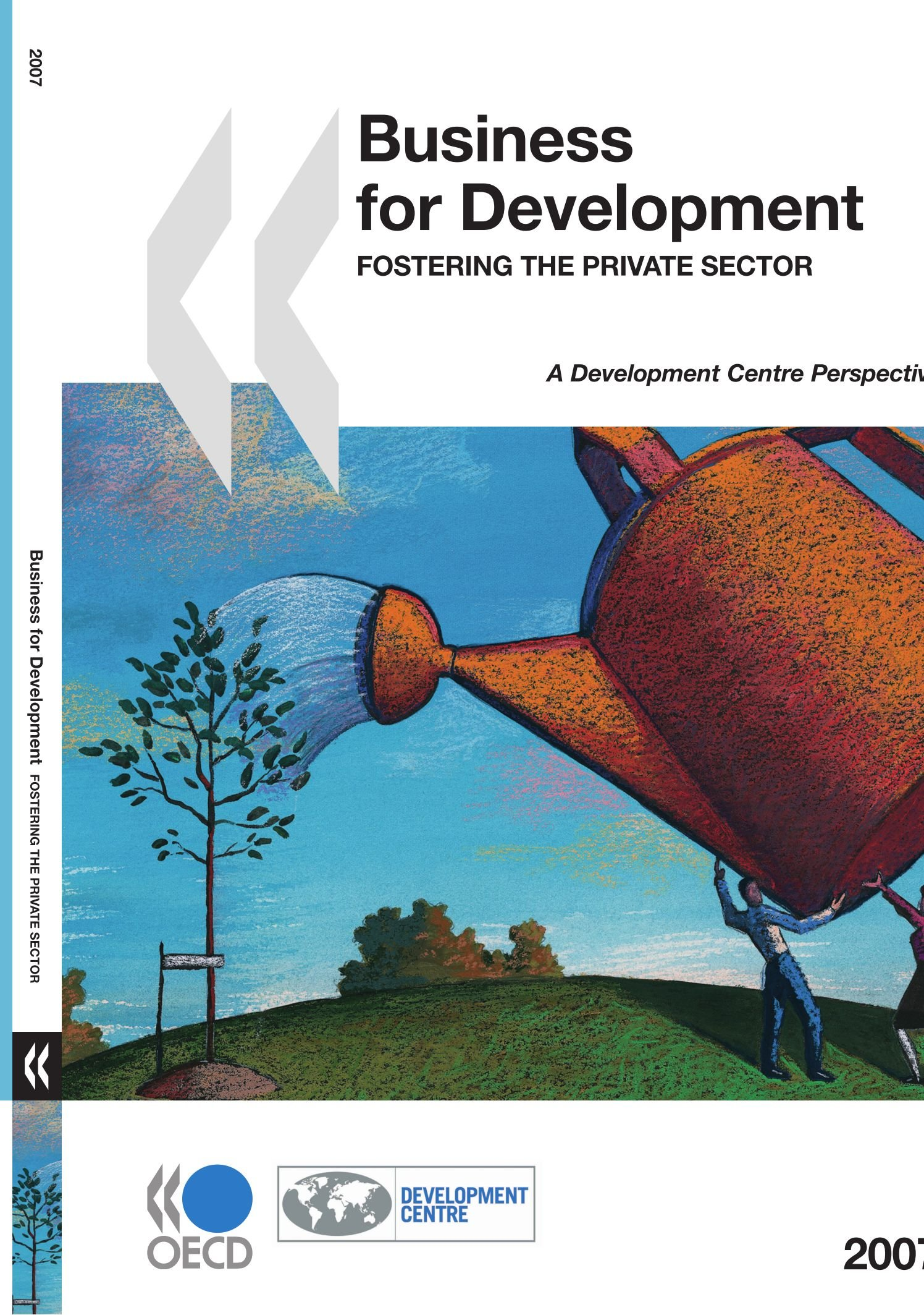 Download Business for Development: Fostering the Private Sector pdf epub
