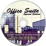 2017 Office Suite Special Edition CD for Home: Compatible All Microsoft Office & Windows Versions