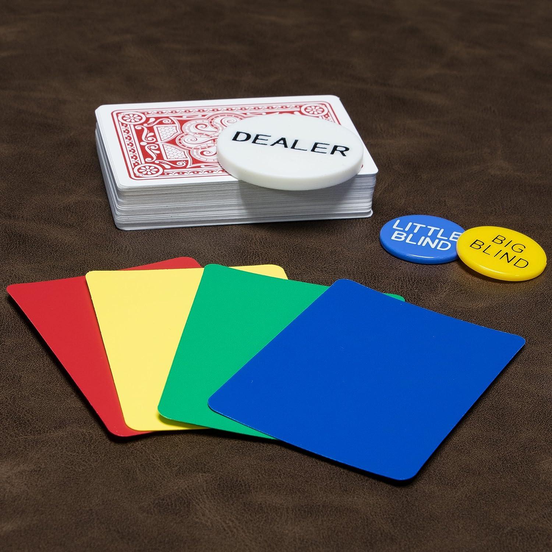 Brybelly Poker Size Dealer Kit