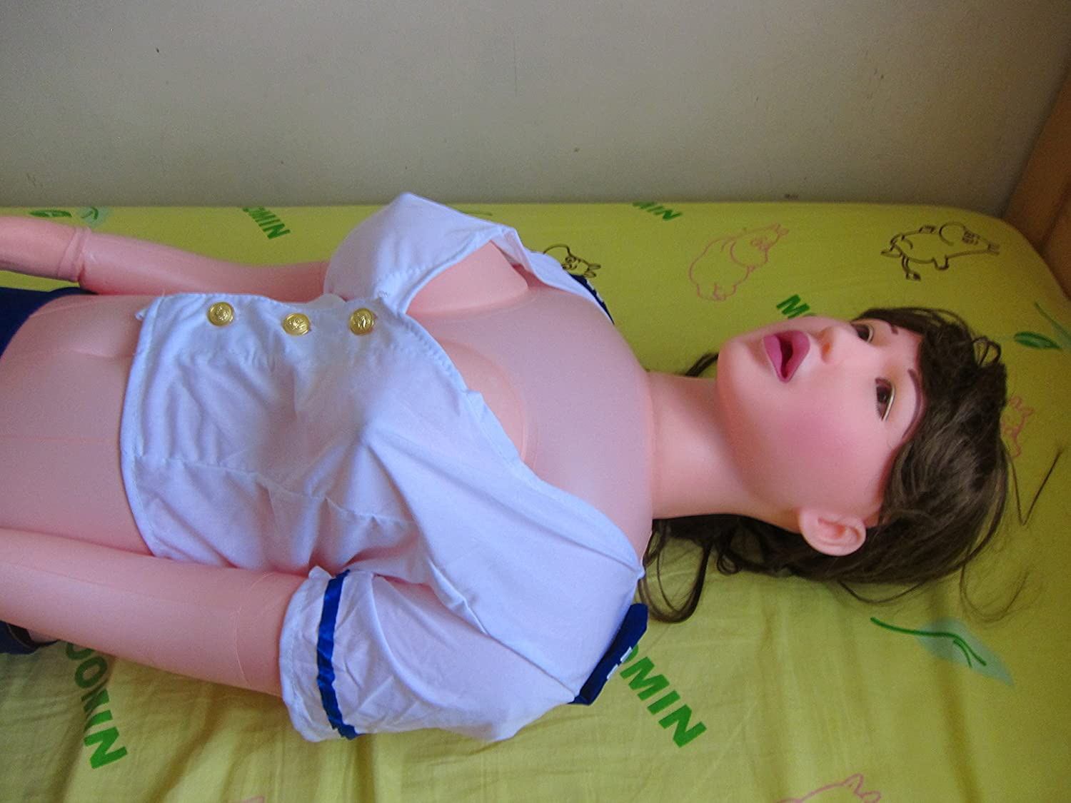 Amazon.com: Semi-solid Inflatable Doll Asian Version: Health & Personal Care