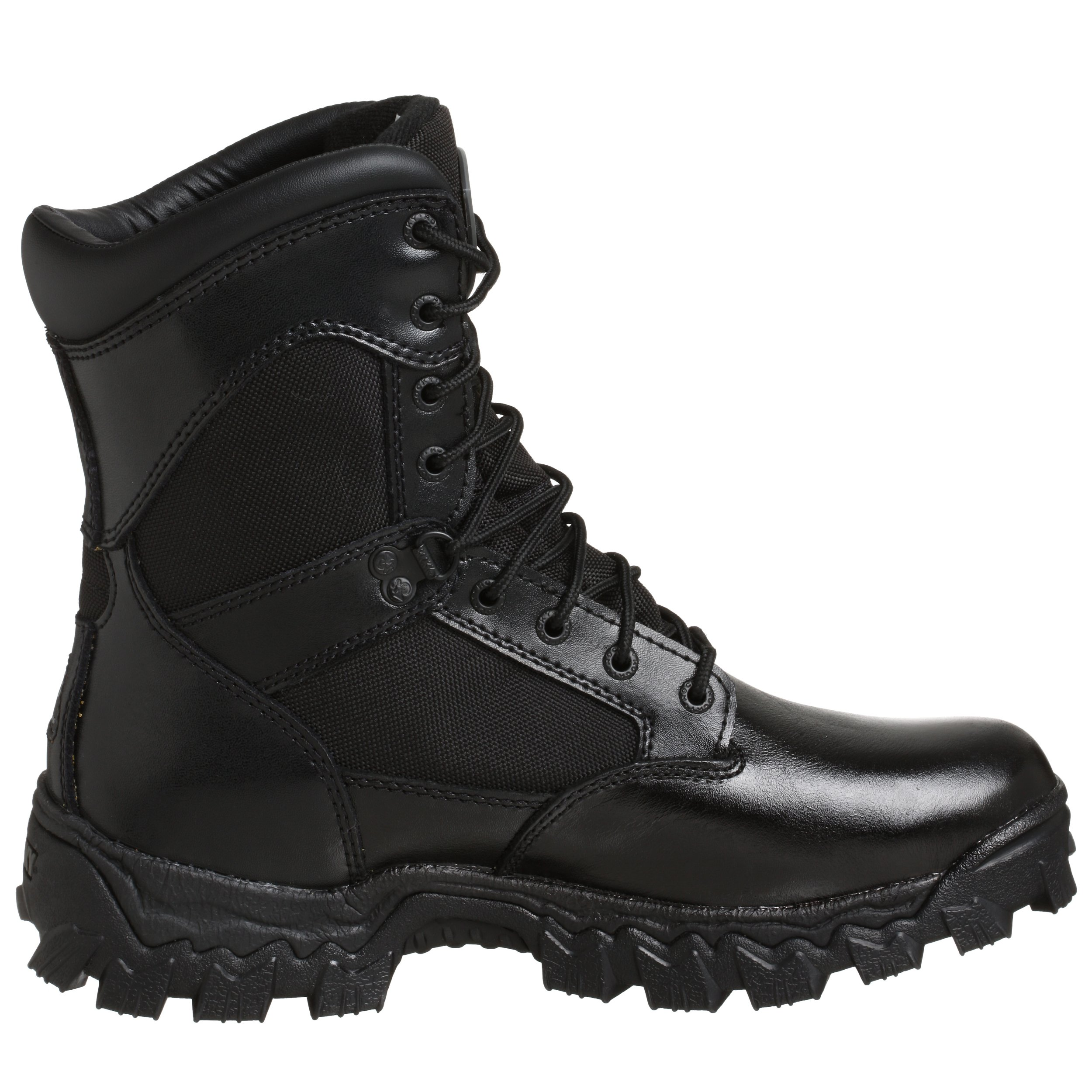 Rocky Duty Men's Alpha Force 8'' Swat Boot,Black,11.5 M by Rocky (Image #6)