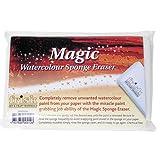 Frisk Magic Sponge Erasers, Pack of 4, Water