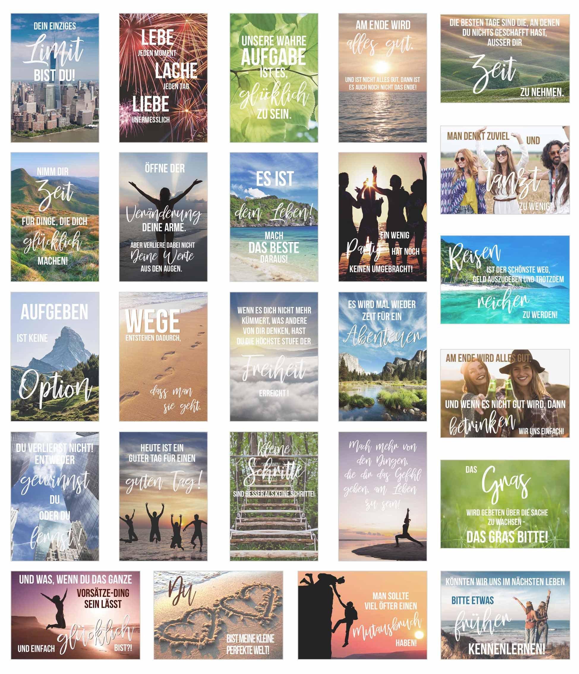 Am besten bewertete Produkte in der Kategorie Postkarten