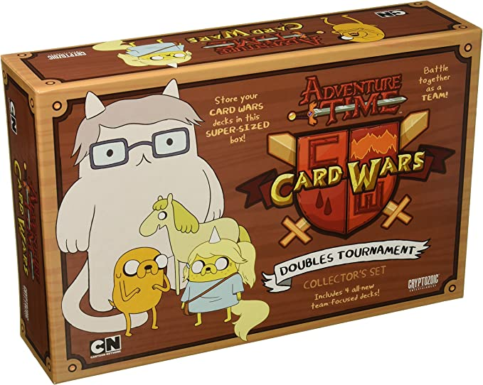 Adventure Time Card Wars: Doubles Tournament - English: Amazon.es: Juguetes y juegos