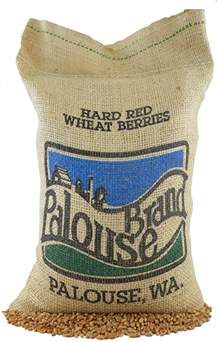 Palouse Brand Hard Red Spring Wheat Berries