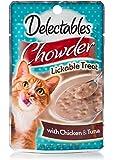 Hartz Delectables Lickable Cat Treat, Chowder