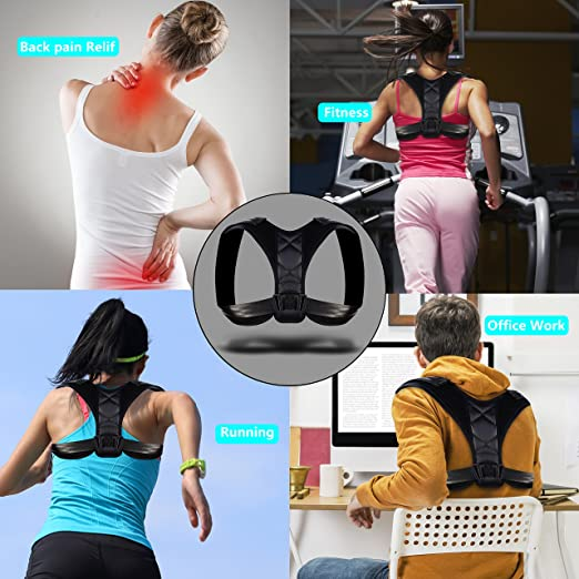 Hualedi Posture Corrector for Men & Women