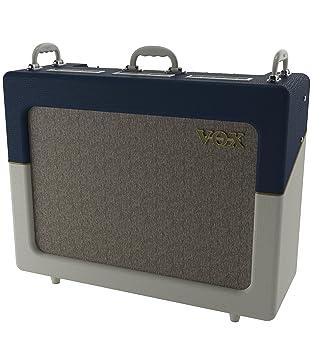 AMPLIFICADOR COMBO PARA GUITARRA VOX AC30C2-TV-BC (BLUE&CREAM)