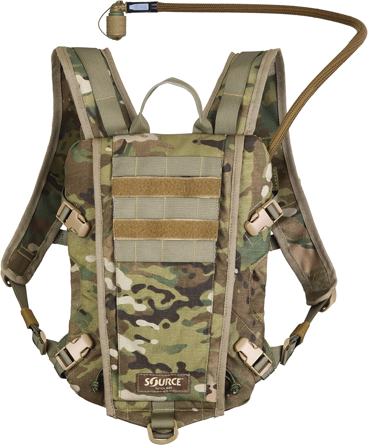 Source Tactical Rider 3-Liter Low Profile Hydration Pack, Multicam