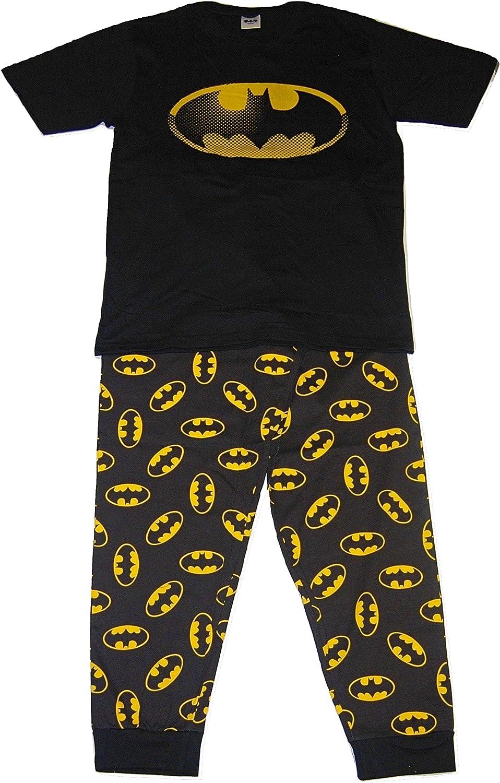 Pijama de Batman DC Comics para hombre, varios diseños