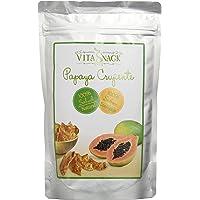 Vitasnack, Papaya deshidratada - 10 de 24 gr.