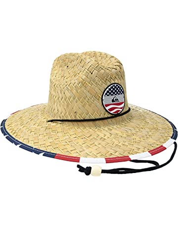 Quiksilver Mens Pierside Straw Hat