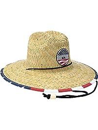 0b0bf86bc3a Quiksilver Men s Pierside Straw Hat