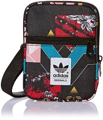 d666ec5f77 adidas Soccer Festival Shoulder Bag - Multicoloured Black