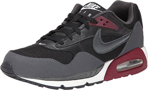 Nike Herren Air Max Correlate Laufschuhe, GrauRot (Schwarz