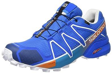 c4592ff4eda0 Salomon Speedcross 4 Gore-Tex Trail Running Shoes - AW16-10 - Blue