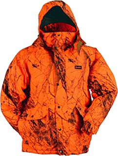 Amazon.com: Yukon Gear Men&39s Blaze Orange 3N1 Insulated Parka