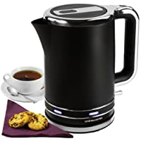 Andrew James Lumiglo Kettle, Fast Boil, 3000 Watts, 1.7 Litre Capacity